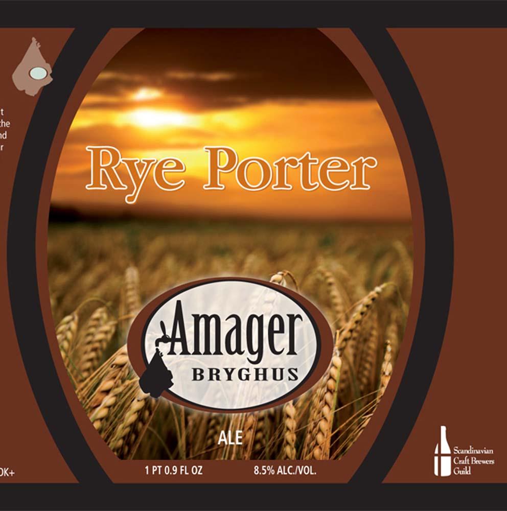AMAGER Rye Porter web