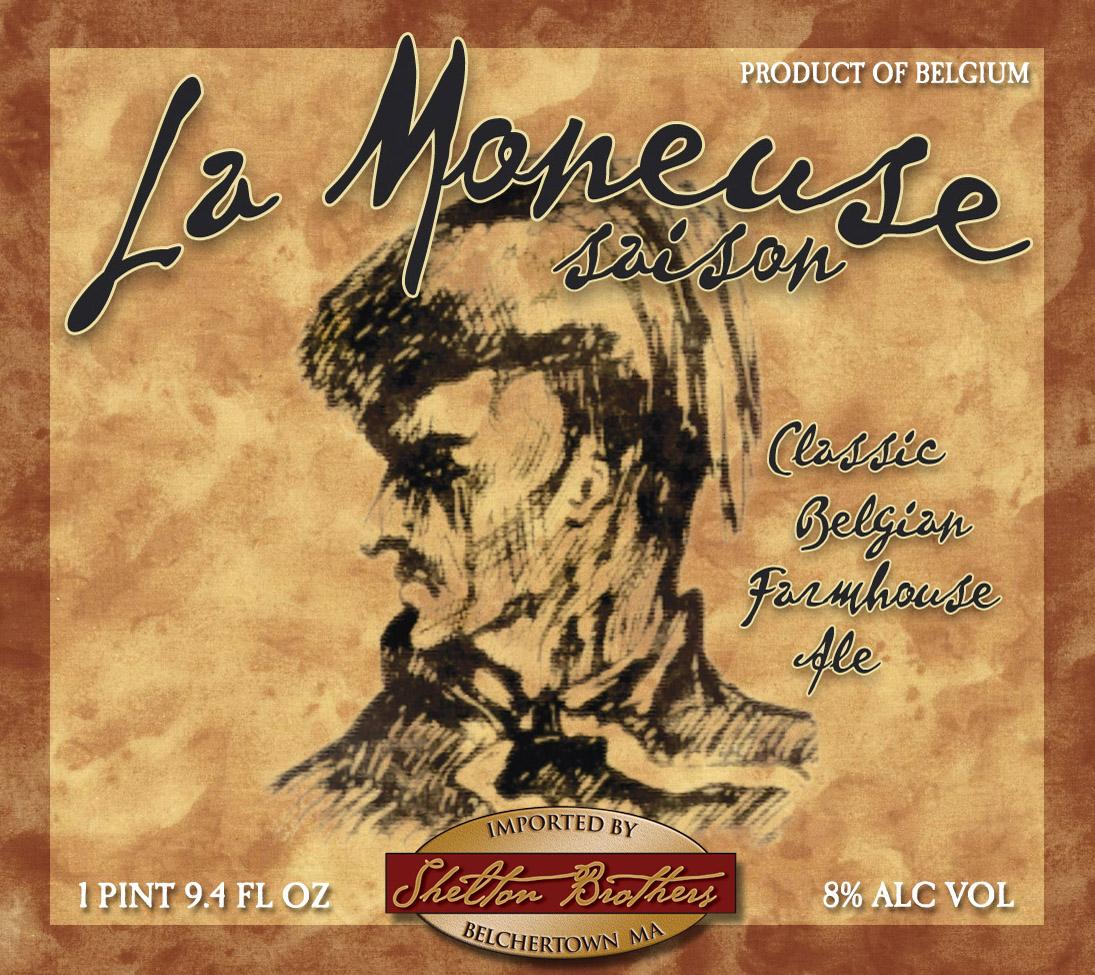 BLAUGIES La Moneuse