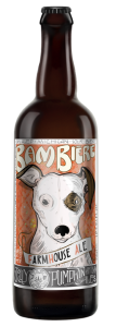 JOLLY PUMPKIN bam biere bottle