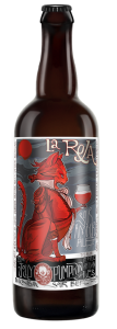 JOLLY PUMPKIN la roja bottle