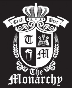 THE MONARCHY logo