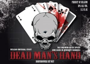 Dead Mans Hand Whiskey New