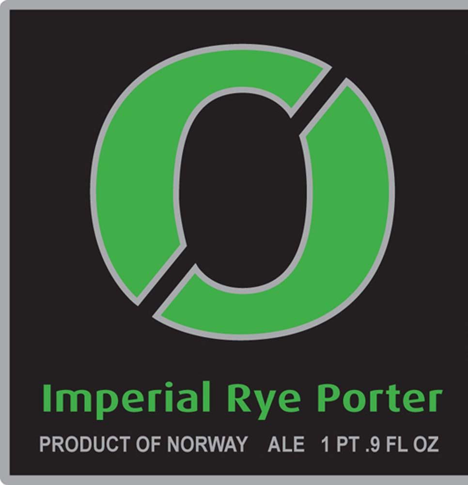 NOGNE O Imperial Rye Porter web