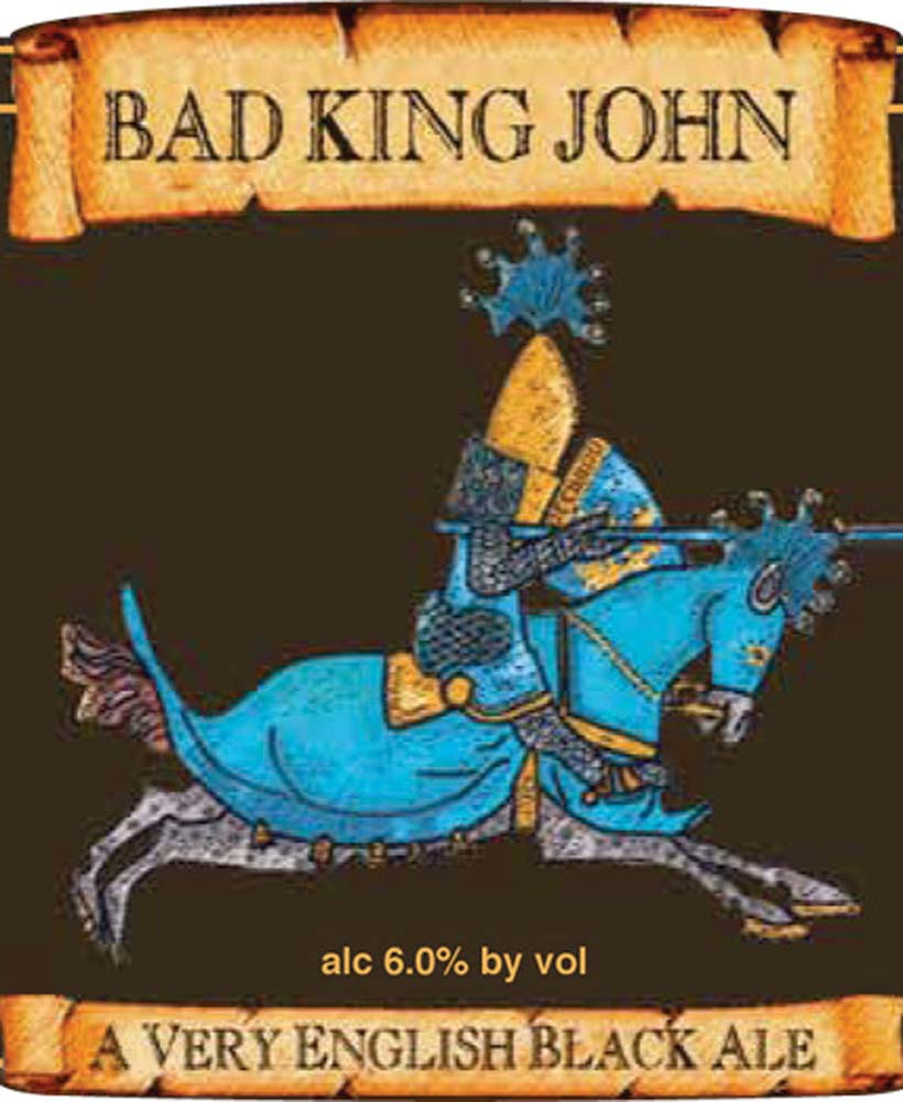 was king john really a bad king essay History essays - king john - was king john bad discuss with reference to other angevin kings.