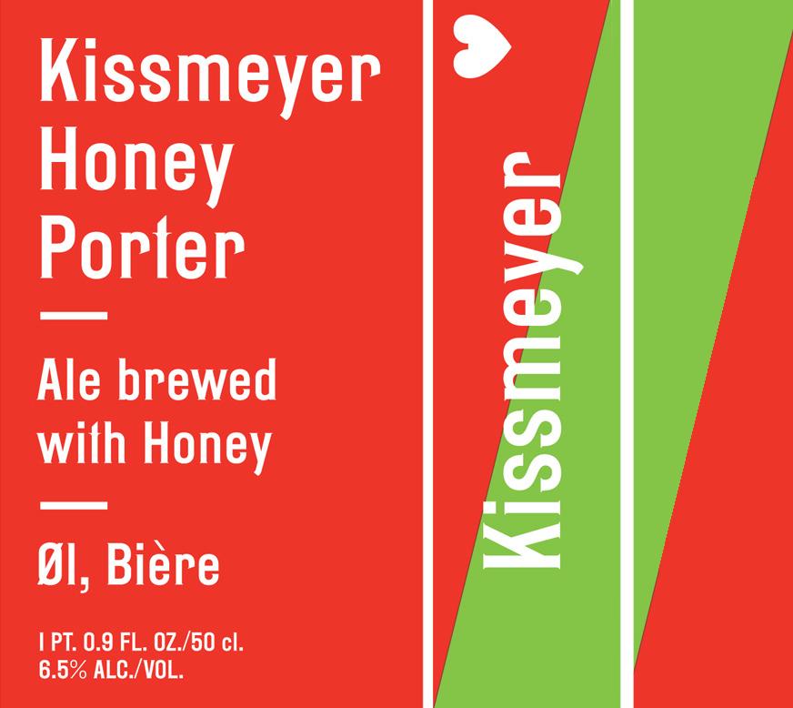 B 031110 Kismeyer Honey Porter