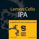 SIREN lemon cello web