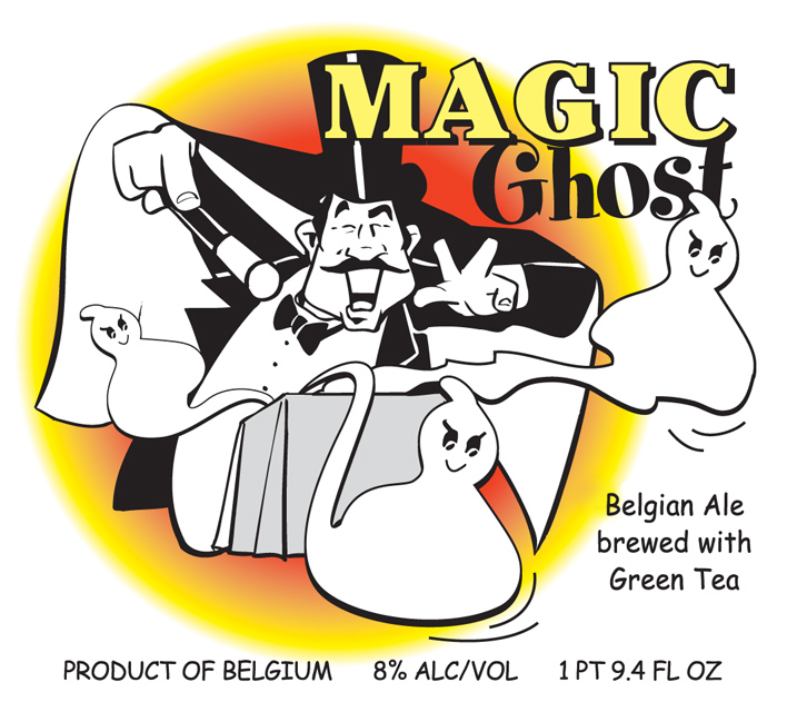 Fant me magic ghost shelton brothers - Ghost fantome ...