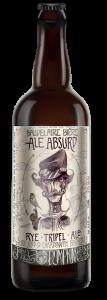 JOLLY PUMPKIN ale absurd bottle