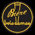 TROIS DAMES logo