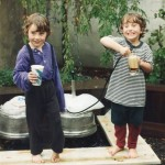 Shelton Nephews Max and Zack