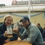 Brother Joel at Oktoberfest 1994