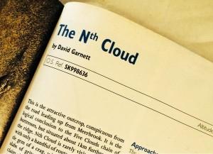 Buxton nth cloud - book