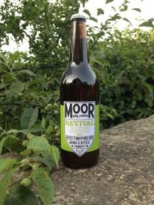 MOOR revival bottle