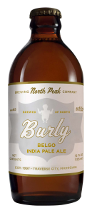 NORTH PEAK burly - bottle