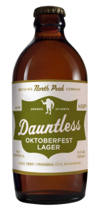 NORTH PEAK dauntless - bottle