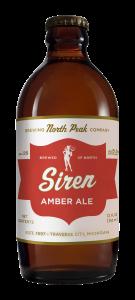 NORTH PEAK siren - bottle