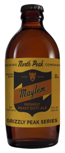 NORTH PEAK maylem - bottle - web