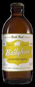 NORTH PEAK ballyhoo bottle