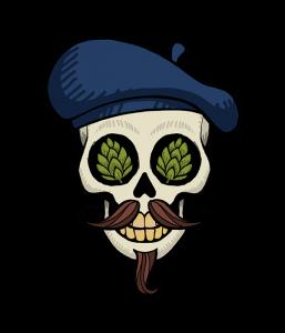 WEIRD BEARD skull - saison 14