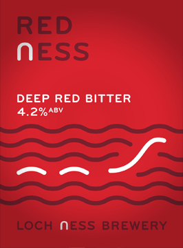 LOCH NESS red ness - nu