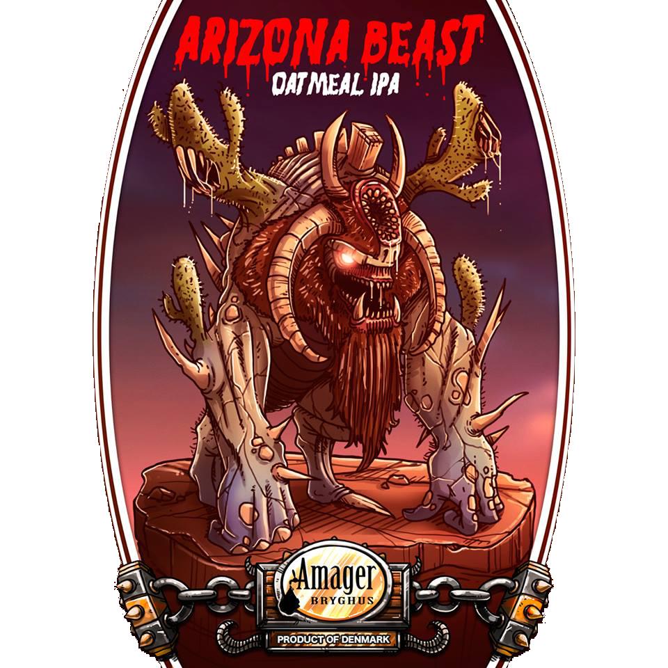 AMAGER Arizona Beast