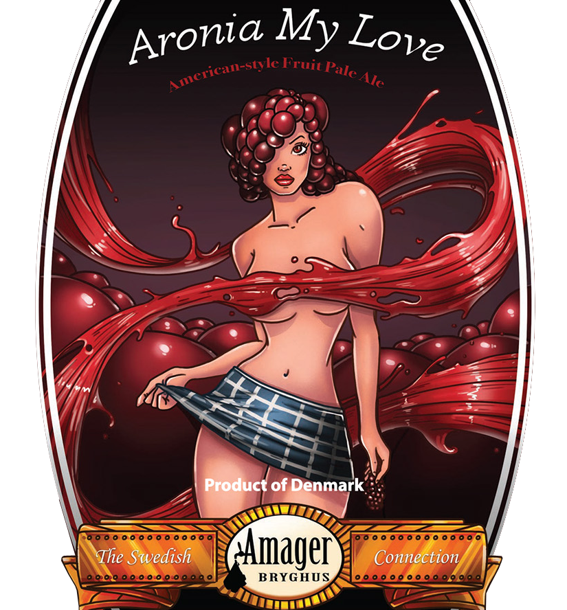 AMAGER aronia when my love