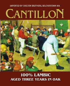 MAGNET Cantillon - Grand Cru