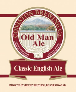 MAGNET Conitson - Old Man Ale