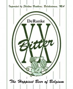 MAGNET De Ranke - XX Bitter