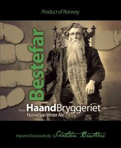 MAGNET Haand - Bestefar