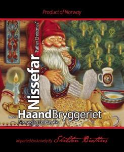 MAGNET Haand - Nissefar