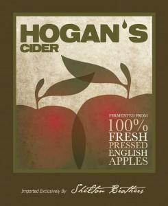 MAGNET Hogans - Dry Cider