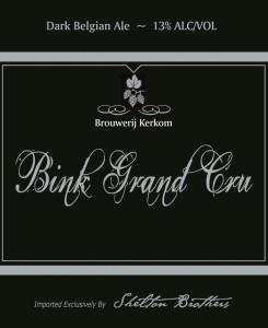 MAGNET Kerkom - Bink Grand Cru
