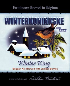 MAGNET Kerkom - Bink Winter King
