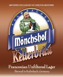 MAGNET Kulmbacher - Monchshof Kellerbier