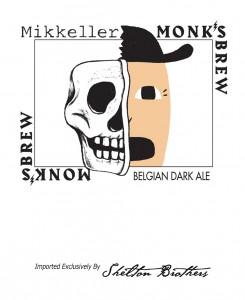 MAGNET Mikkeller - MonksBrew