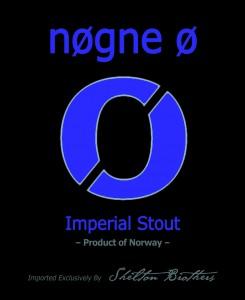 MAGNET Nogne - Imperial Stout