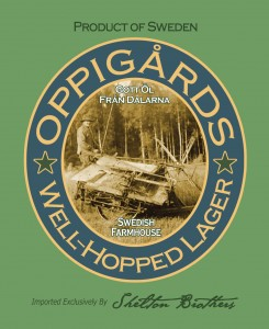 MAGNET Oppigards - Well Hopped Lager