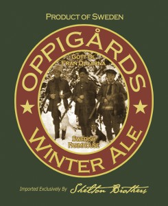 MAGNET Oppigards - Winter Ale