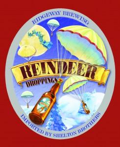 MAGNET Ridgeway - Reindeer Droppings