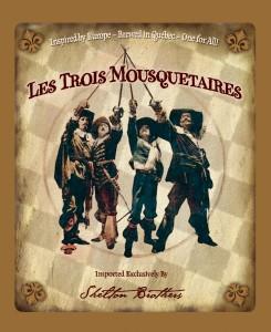 MAGNET Trois Mousquetaires - Generic
