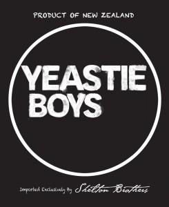 MAGNET Yeastie Boys - Generic
