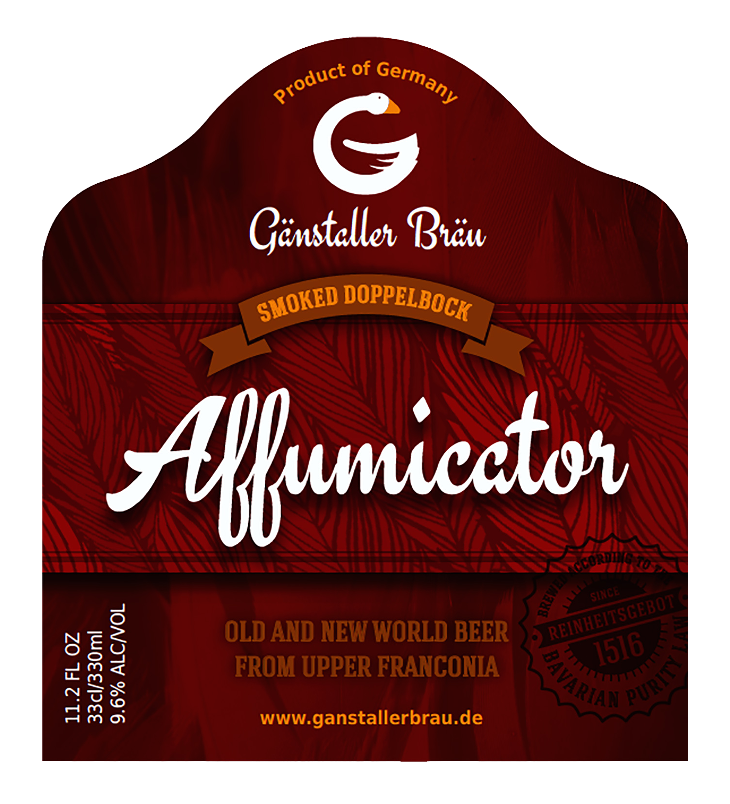 GANSTALLER affumicator