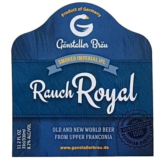 GANSTALLER rauch royal