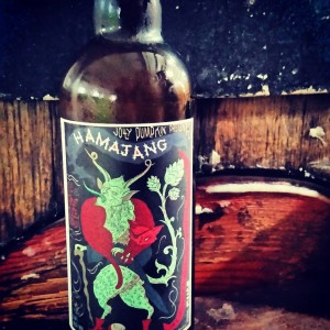 JOLLY PUMPKIN hamajang picture