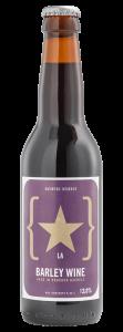 LERVIG barley wine bottle