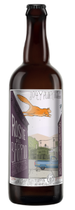 JOLLY PUMPKIN rosie de barrio bottle