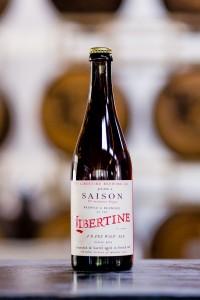 LIBERTINE central coast saison - bottle