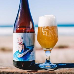 LIBERTINE pacific ocean blue gose - bottle