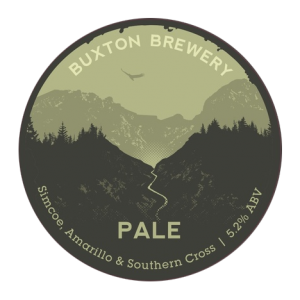 BUXTON pale - amarillo southern cross